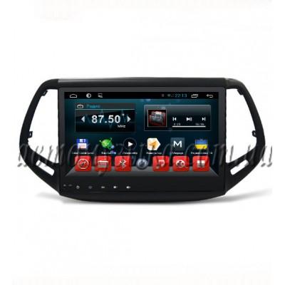 Купить штатную магнитолу Kaier KR-1068 Jeep Compass 2016