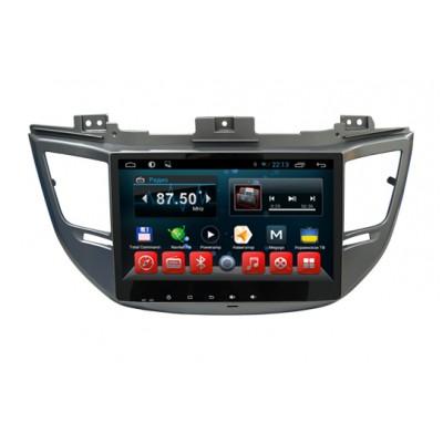 Купить штатную магнитолу Kaier KR-1080 Hyundai Tucson, IX35 2015+
