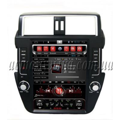 Купить штатную магнитолу Kaier KR-1085 Toyota Land Cruiser Prado 150 2014+