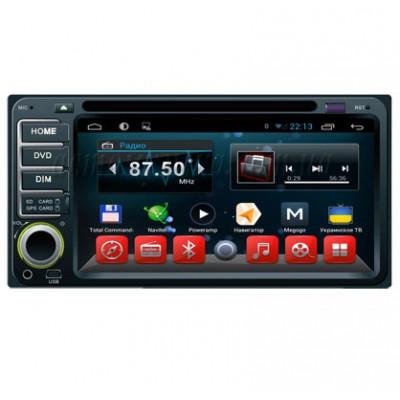 Купить штатную магнитолу Kaier KR-6951 Toyota universal