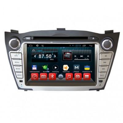 Купить штатную магнитолу Kaier KR-7004 Hyundai iX35
