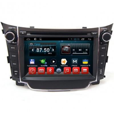 Штатная магнитола Kaier KR-7036 Hyundai i30