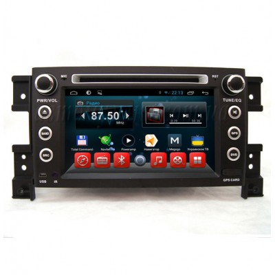 Купить штатную магнитолу Kaier KR-7063 Suzuki Grand Vitara