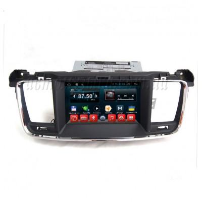 Купить штатную магнитолу Kaier KR-7068 Peugeot 508