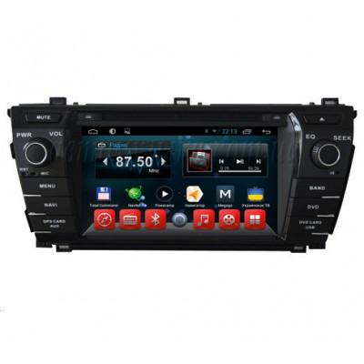 Купить штатную магнитолу Kaier KR-7071 Toyota Corolla