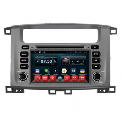 Купить штатную магнитолу Kaier KR-7083 Toyota Land Cruiser 100