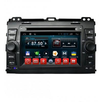 Купить штатную магнитолу Kaier KR-7095 Toyota Land Cruiser Prado 120