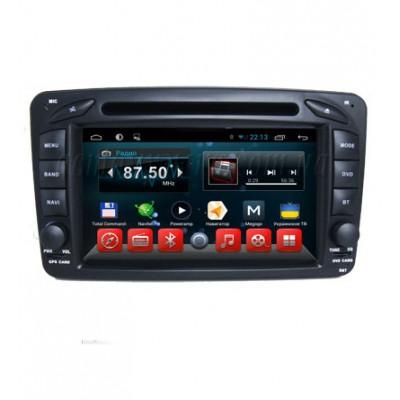 Купить штатную магнитолу Kaier KR-7108 Mercedes-Benz G-class W463, Vito, Viano, A-class W168, CLK W209, C-class W203