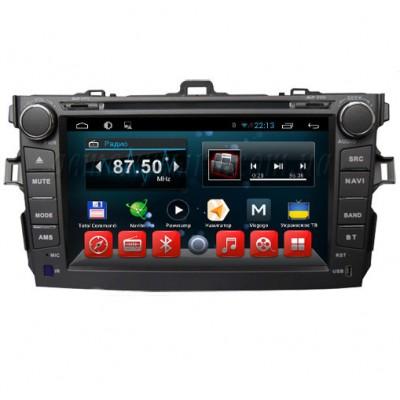 Купить штатную магнитолу Kaier KR-8003 Toyota Corolla