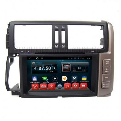Купить штатную магнитолу Kaier KR-8005 Toyota Land Cruiser Prado 150