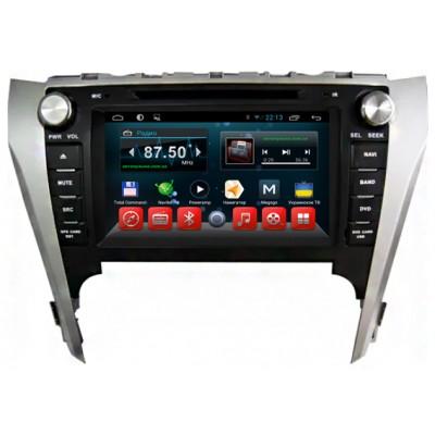 Купить штатную магнитолу Kaier KR-8010 Toyota Camry V50