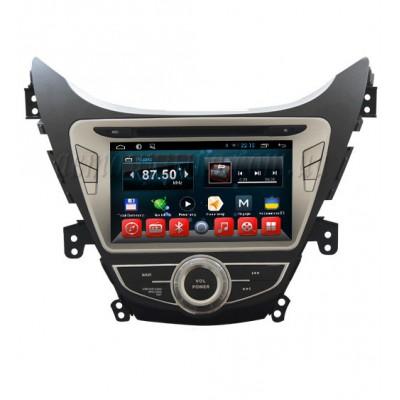 Штатная магнитола Kaier KR-8011 Hyundai Elantra
