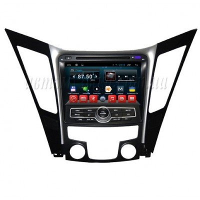 Штатная магнитола Kaier KR-8012 Hyundai Sonata