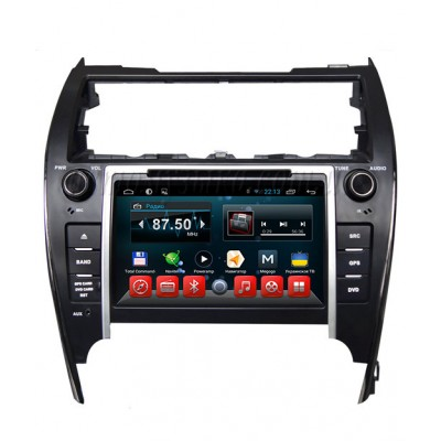 Купить штатную магнитолу Kaier KR-8015 Toyota Camry America 2012