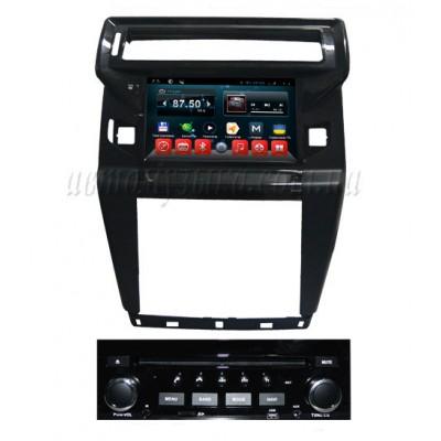 Купить штатную магнитолу Kaier KR-8019 Citroen C4