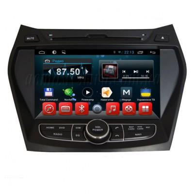 Купить штатную магнитолу Kaier KR-8022 Hyundai Santa Fe, IX45