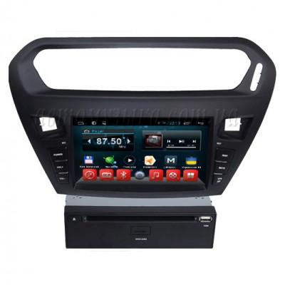 Купить штатную магнитолу Kaier KR-8041 Citroen Elysee