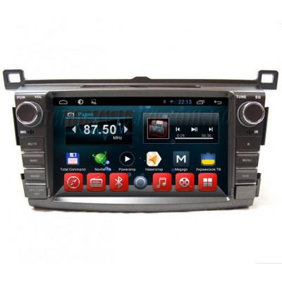 Купить штатную магнитолу Kaier KR-8045 Toyota RAV4 2013