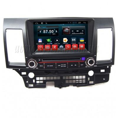 Купить штатную магнитолу Kaier KR-8060 Mitsubishi Lancer