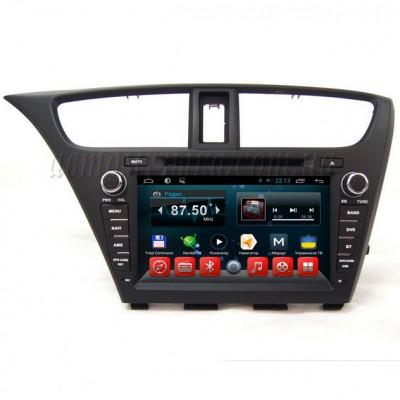 Купить штатную магнитолу Kaier KR-8067 Honda Civic 2014