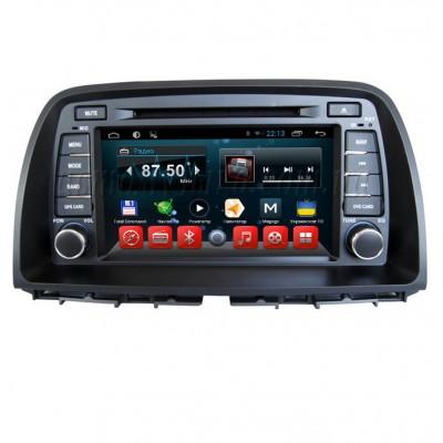 Купить штатную магнитолу Kaier KR-8074 Mazda 6