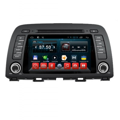 Купить штатную магнитолу Kaier KR-8084 Mazda 6, CX-5