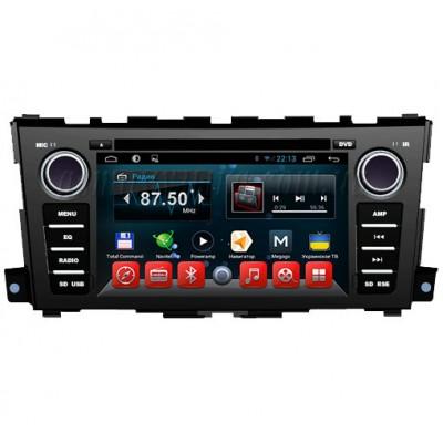 Купить штатную магнитолу Kaier KR-8085 Nissan Teana