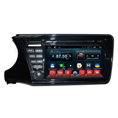 Купить штатную магнитолу Kaier KR-8090 Honda City 2014