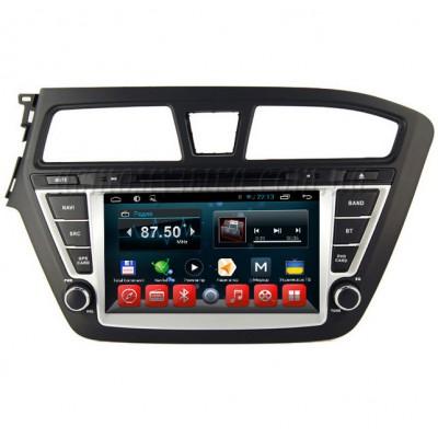 Купить штатную магнитолу Kaier KR-8098 Hyundai i20