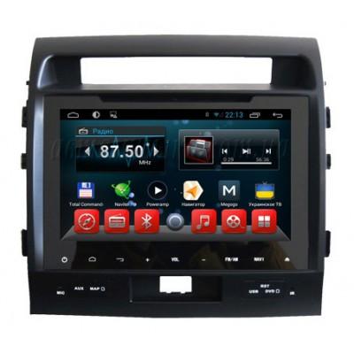 Купить штатную магнитолу Kaier KR-9006 Toyota Land Cruiser 200