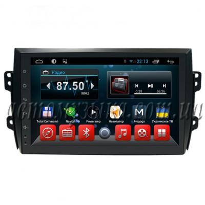 Купить штатную магнитолу Kaier KR-9026 Suzuki SX4 2009-2013