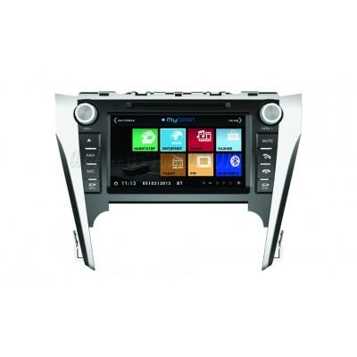 Купить штатную магнитолу MyDean 1131-JBL Toyota Camry V50 2011+