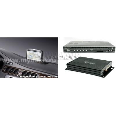 Купить штатную магнитолу MyDean 7105 для Volvo S80, XC70, V70