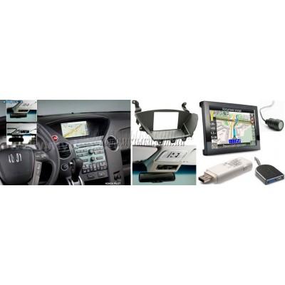Купить штатную магнитолу MyDean Honda Pilot