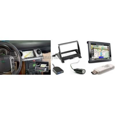Купить штатную магнитолу MyDean Land Rover Discovery 3