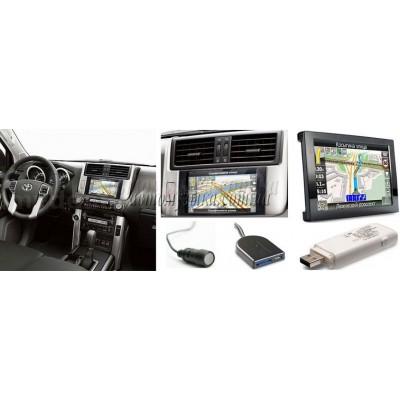 Купить штатную магнитолу MyDean Toyota LC Prado 150