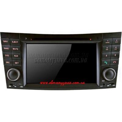 Купить штатную магнитолу Navicon COM 801 Mercedes-Benz E-Class W211 2002-2009