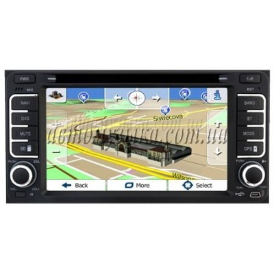 Купить штатную магнитолу nTray 6781 Toyota Prado 150, Corolla, RAV4, Camry