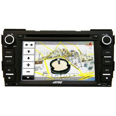 Купить штатную магнитолу nTray 6787 Hyundai Sonata