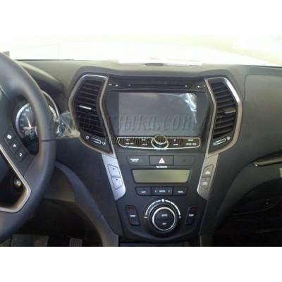 Купить штатную магнитолу nTray 8526 Hyundai Santa Fe 2012