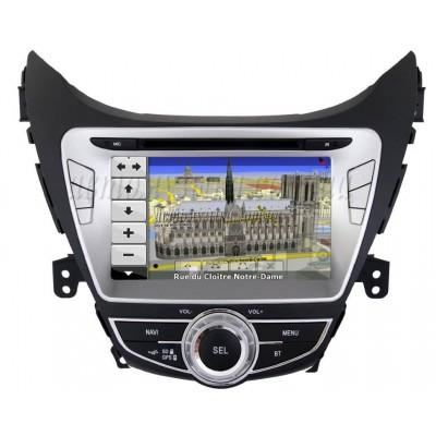 Купить штатную магнитолу nTray 8748 Hyundai Elantra 2012