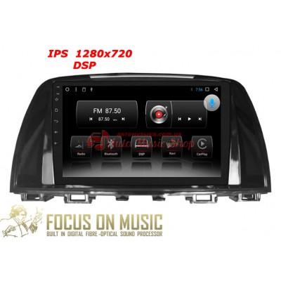 Купить штатную магнитолу Penhui DAMZD-8698R IPS DSP MAZDA 6 2012-2015