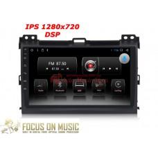 Penhui DAFT-2691R IPS DSP TOYOTA LAND CRUISER PRADO 120