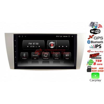Купить штатную магнитолу Penhui DAFT-2699 IPS DSP 4G Toyota Camry V40 2006-2011