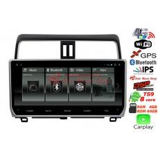Penhui DAFT-2718 IPS DSP 4G Toyota Land Cruiser Prado 150 2018+