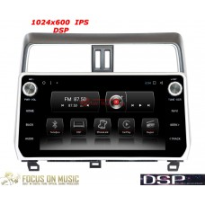 Penhui DAFT-2718 IPS DSP Toyota Land Cruiser Prado 150 2017+