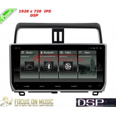 Penhui DAFT-2718 IPS DSP Toyota Land Cruiser Prado 150 2018+