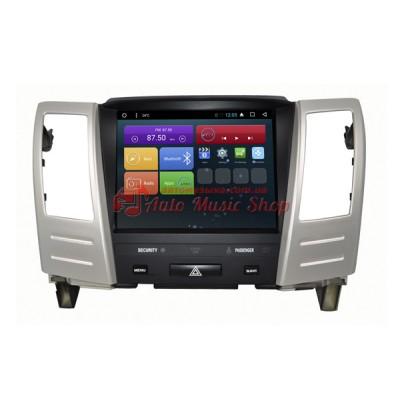 Купить штатную магнитолу Penhui DALS-8776 IPS LEXUS RX300, RX350, RX400H 2004-2008