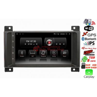 Купить штатную магнитолу Penhui DAJP-8728 IPS DSP 4G Jeep Grand Cherokee 2008-2013