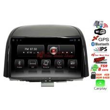 Penhui DALN-8706 IPS DSP 4G Renault Koleos 2009-2016